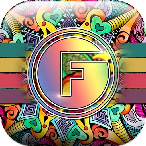Font Maker Hippie : Text & Photo Editor Wallpapers Fashion Pro