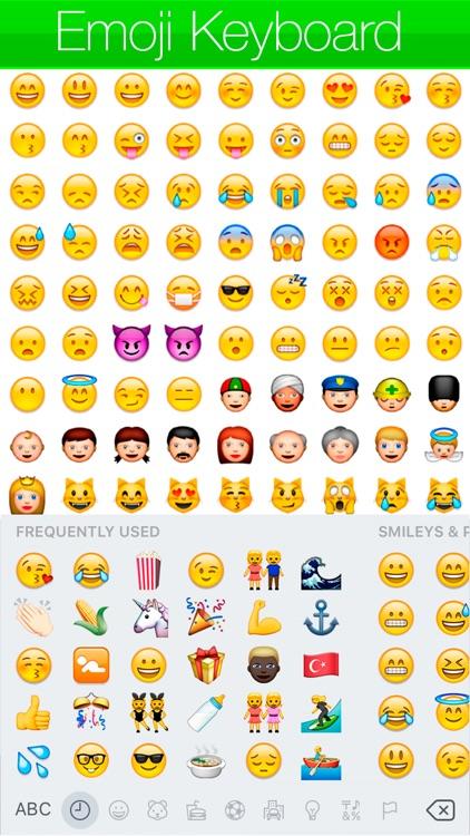 Emoji - Keyboard screenshot-0