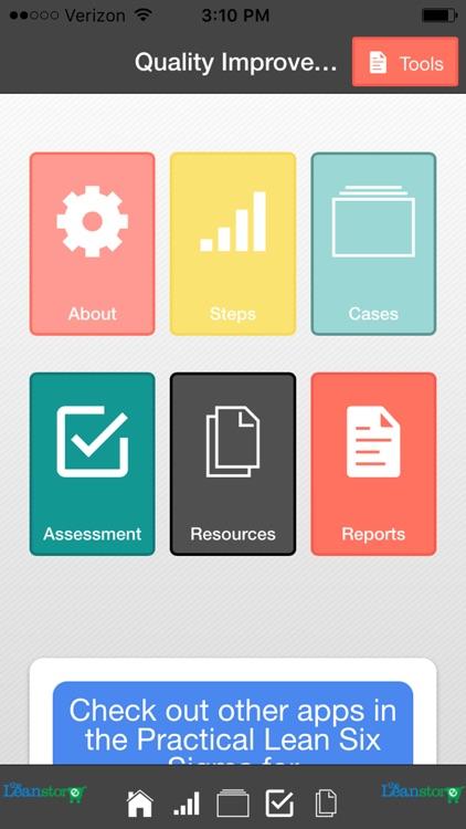 Manufacturing Quality Improvement Tools screenshot-0