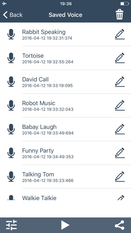 Voice Change.r Prank Call - Sound Effects Recorder app image