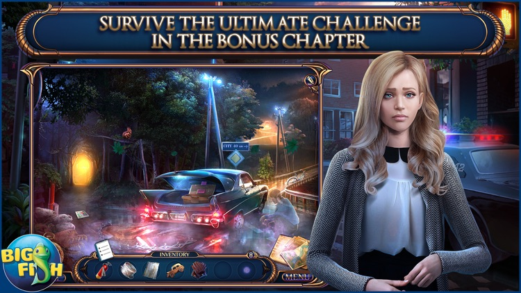 Grim Tales: Threads of Destiny - A Hidden Object Mystery (Full) screenshot-3