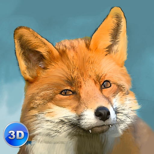 Wild Fox Survival Simulator 3D Full