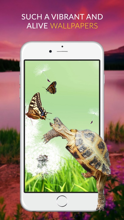 Live Wallpapers - Custom Dynamic Backgrounds for iPhone 6s and 6s Plus