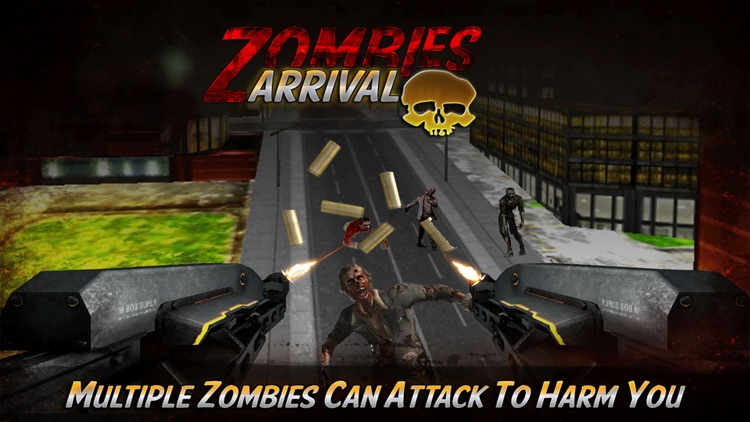 Zombie Arrivals : Clear the infected city from undeads screenshot-3