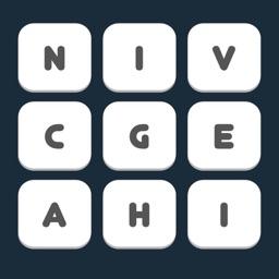 Word Search HD : WordSort 3x3 Free