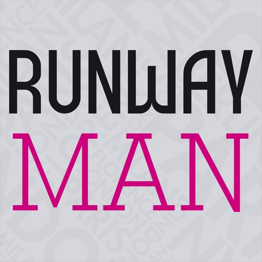 Close-Up Runway Man