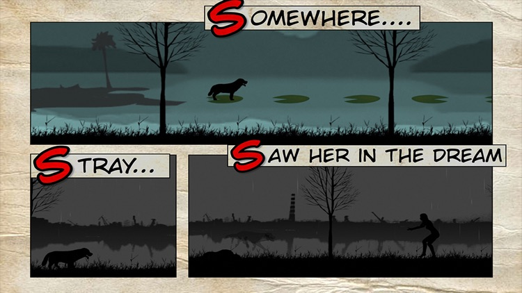 Story of a stray dog (A Touching Comic) screenshot-4