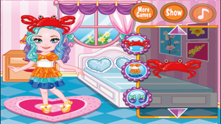 小丸子的发型师:儿童幼儿免费化妆游戏のおすすめ画像3