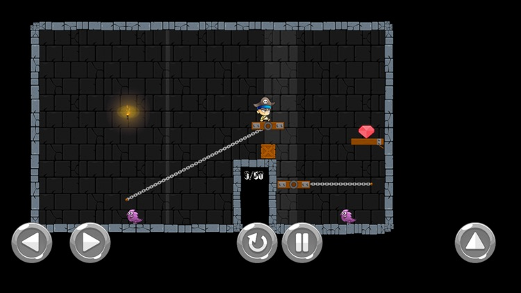 Pirate Dash Find Golden screenshot-4