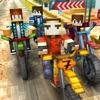 バイクレース 3D 単車 レーシング ゲーム 子供