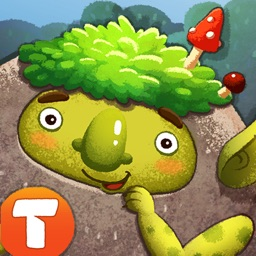 Wonderland - learn how fairy-tale creatures live (game for kids)