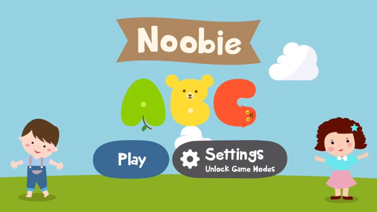 Noobie ABC level 1: fun game to learn alphabet letters with phonic sounds for kids, toddlers and babies screenshot-4