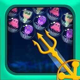 Bubble Shooter: Jelly Fish Popper
