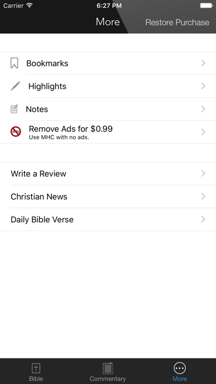 Bible With Matthew Henry's Concise Commentary screenshot-4