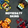 Movie Pixel Skins Collection - Minecraft Pocket Edition Lite