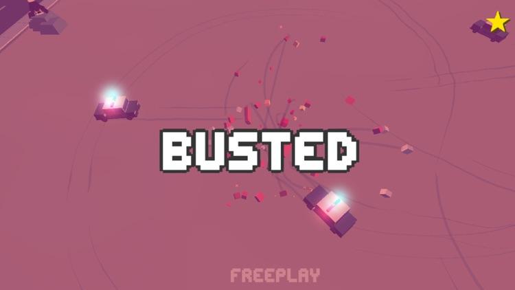 Drifty Dash  - Smashy Wanted Crossy Road Rage - with Multiplayer screenshot-4