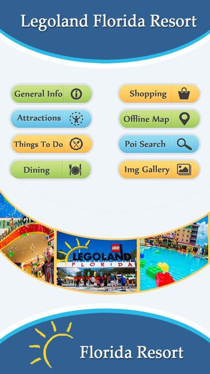 Best App For Legoland Florida Resort Guide