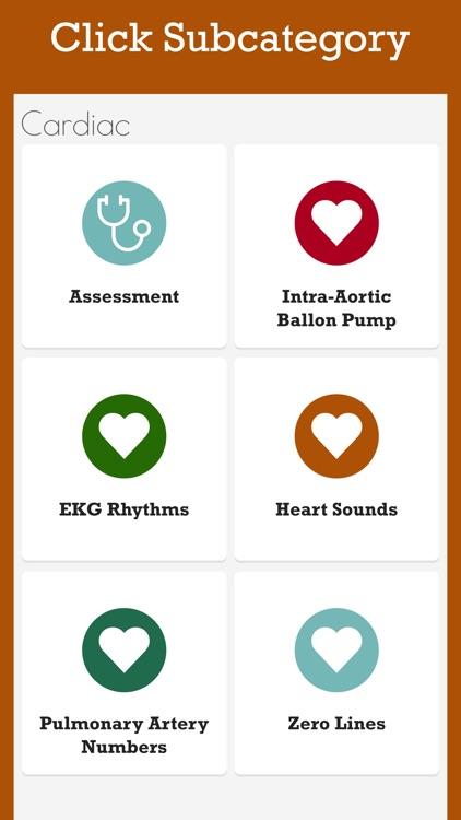 Nursing Procedures Ad-Free screenshot-3