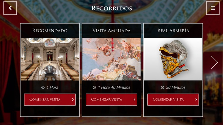 Palacio Real de Madrid screenshot-1