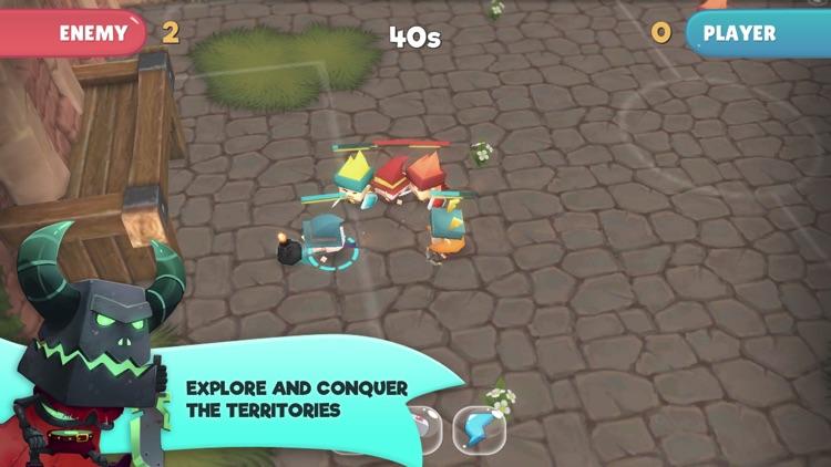 WIF Soccer Battles screenshot-4