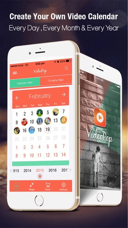 VideoPop Premium - Video Diary Travel Companion screenshot-0