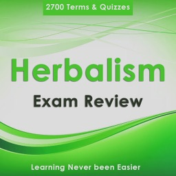 Herbalism Exam Review : 2700 Quiz & Study Notes