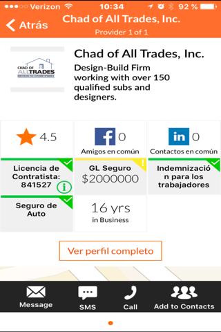 ServicePair Starter screenshot 2