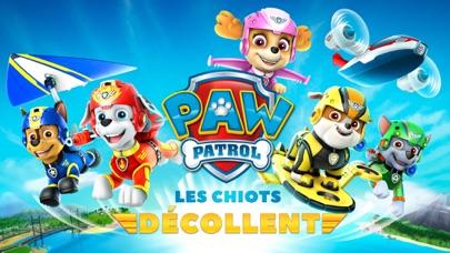 PAW Patrol Mer + dans les air