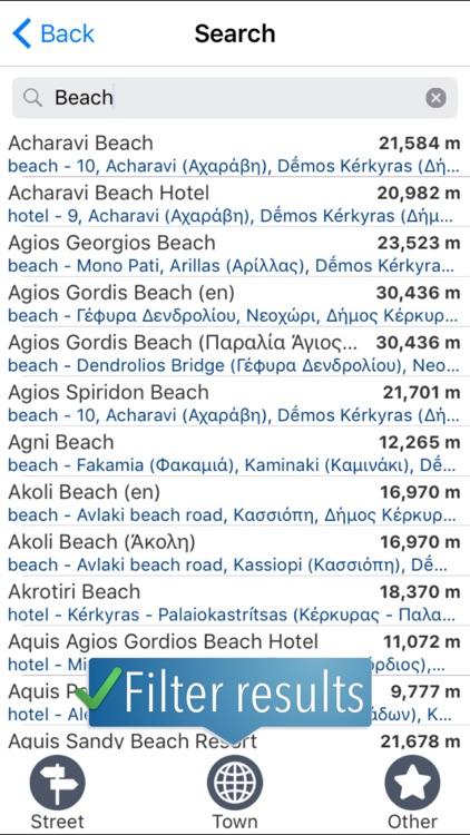 Corfu Travelmapp screenshot-4
