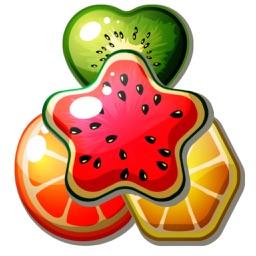 Connect Fruit Bala: Puzzle Match