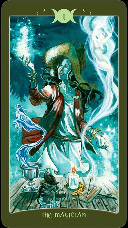 The Book of Shadows Tarot - So Below