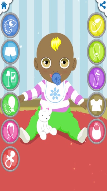 My Little Baby Dress Up - Baby Dress Up Game For Girls screenshot-3