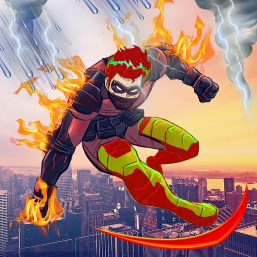 Alienigena Agent - Chase Jump Swing