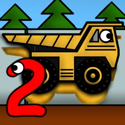 Kids Trucks: Puzzles 2 - An Animated Construction Truck Puzzle Game for Toddlers, Preschoolers, and Young Children