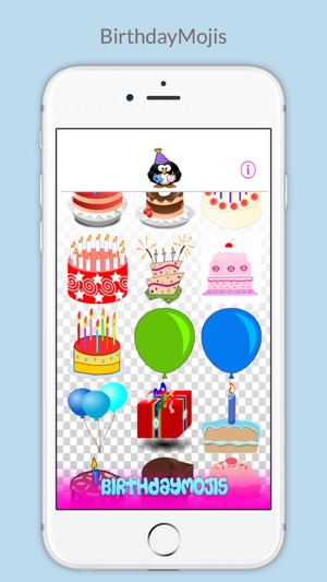 BirthdayMojis Send Happy Birthday Themed Mojis Instantly 4
