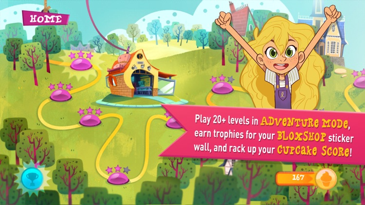 GoldieBlox: Adventures in Coding - The Rocket Cupcake Co. screenshot-1