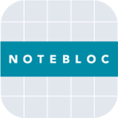 ‎Notebloc