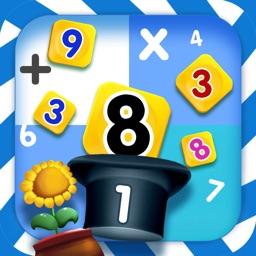 数字游戏大全—来免费手机益智小游戏挑战百变数字魔方块消除大冒险吧