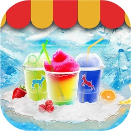 Slushy Frozen Food Maker – Free Crazy Summer Fun Cooking Chef Icee Drink maker