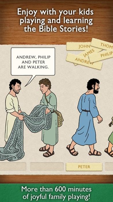 Children's Bible Games for Kids, Family and Schoolのおすすめ画像3