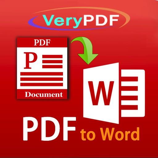 VeryPDF PDF to Word