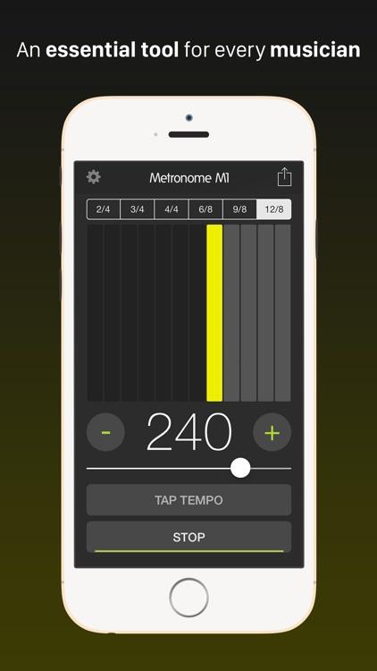 Metronome M1 Pro screenshot-4