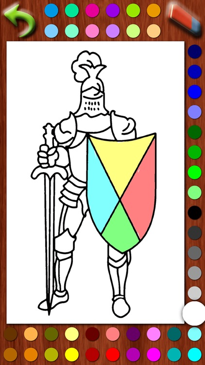 Junior's Coloring Pages