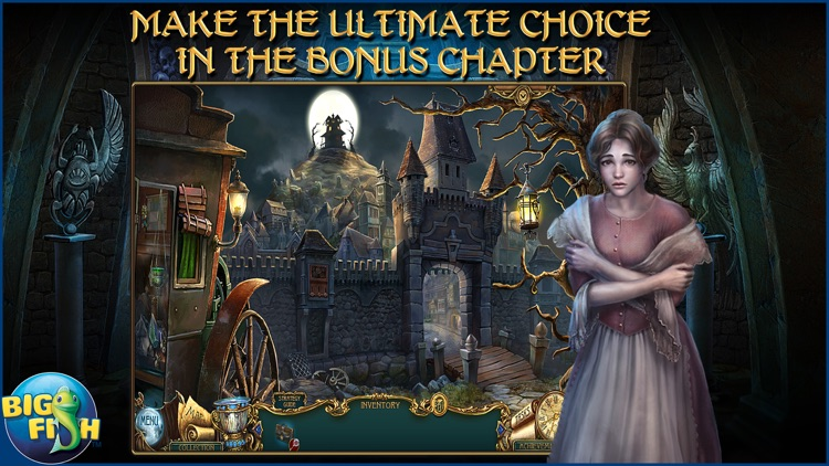 Haunted Legends: The Secret of Life - A Mystery Hidden Object Game (Full) screenshot-3