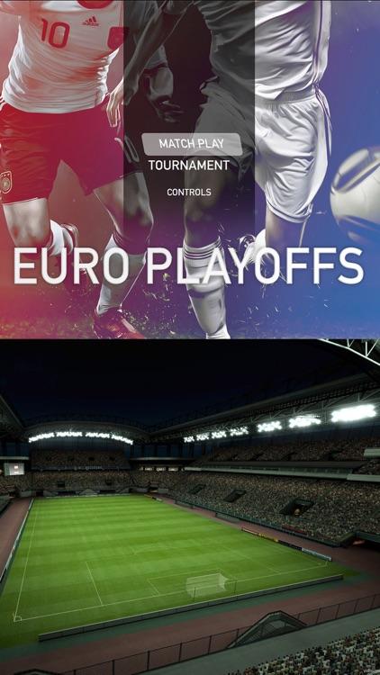 Euro 2016 Soccer Game — European Football Championship screenshot-4