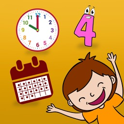 Montessori Numbers, days, time and months, An informative way to teach your kid
