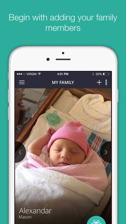WishPix – Social Registry – Gift List App screenshot-0