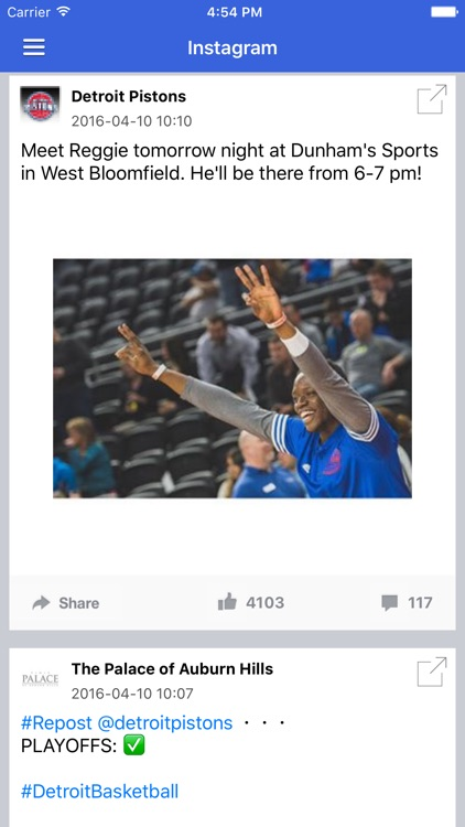 News Surge for Detroit Pistons Basketball News Pro screenshot-3