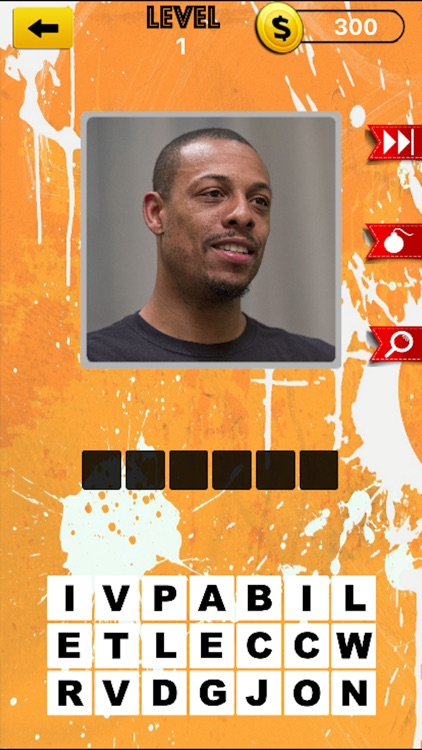 Basketball Star Trivia Quiz - Guess the American Basketball Players!