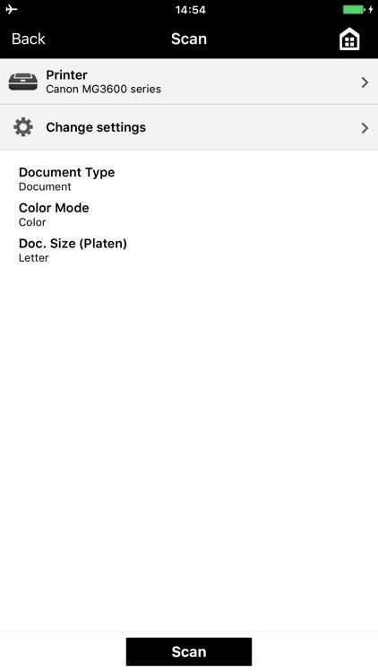 Canon PRINT Inkjet/SELPHY screenshot-3